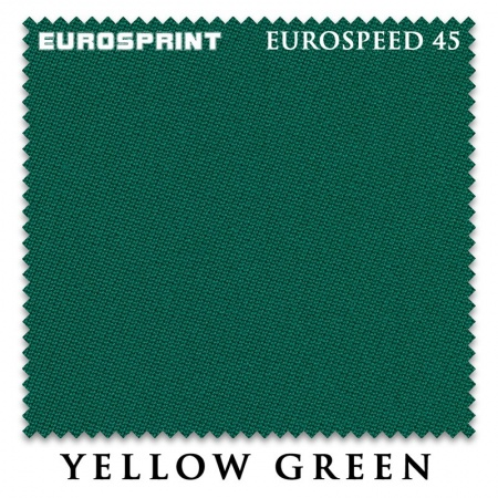 "Сукно ""EuroSprint "" Eurospeed 45 165 см.Yellow green"
