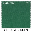 "Сукно ""Manhattan 700"" 195 см.Yellow green"