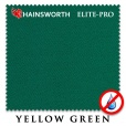 "Сукно ""Hainsworth Elite Pro Waterproof"" 198см.Yellow green"