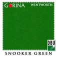 "Сукно Gorina ""Wentworth Fast Snooker"" 193см.Green"