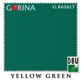 "Сукно Gorina ""Granito Basalt"" 197 см.Yellow Green"