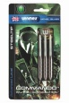 "Дротики ""Winmau Nickel Silver Commando steeltip"" 21 гр."
